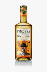 Finders Orange & Raisin Rum 70cl