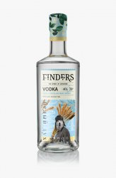 Finders Triple Distilled Vodka 70cl