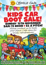 Kids Car Boot Sale