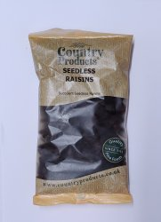 Country Products Seedless Raisins 300g