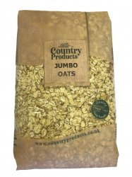 Country Products Jumbo Oats 850g