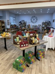 From Cafe to Christmas Farm Shop