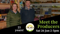 January 2019 – Celebrating 21 years at The Mile