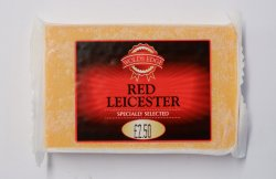 Wold Edge Red Leicester 290g