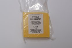 Yorkshire Dales Cheese Co Double Gloucester Cheese 200g