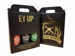 Great Yorkshire Brewery Eyup Gift Set 3 x 500ml