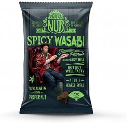 Proper Nuts Spicy Wasabi 200g