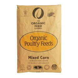 Allen & Page Organic Mixed Corn 20KG