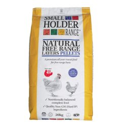 Allen & Page Natural Free Range Layers Pellets 20KG