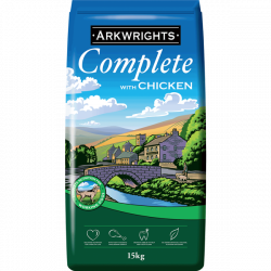 Arkwrights Complete With Chicken 15KG