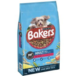 Bakers Adult Dog Food with Beef & Vegetables 14KG