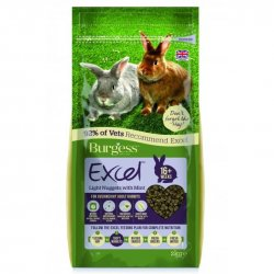 Burgess Excel Lite Rabbit Nuggets 2KG
