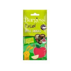 Burgess Excel Snack Apple 80g