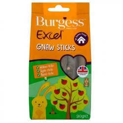 Burgess Excel Snacks Gnaw Sticks 90g