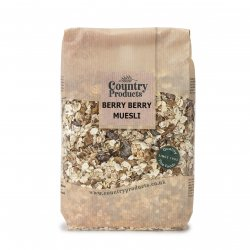 Country Products Berry Berry Muesli 850g