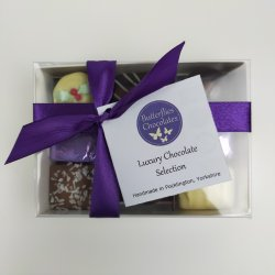 Butterflies Chocolates Luxury Chocolate Selection Box of 9